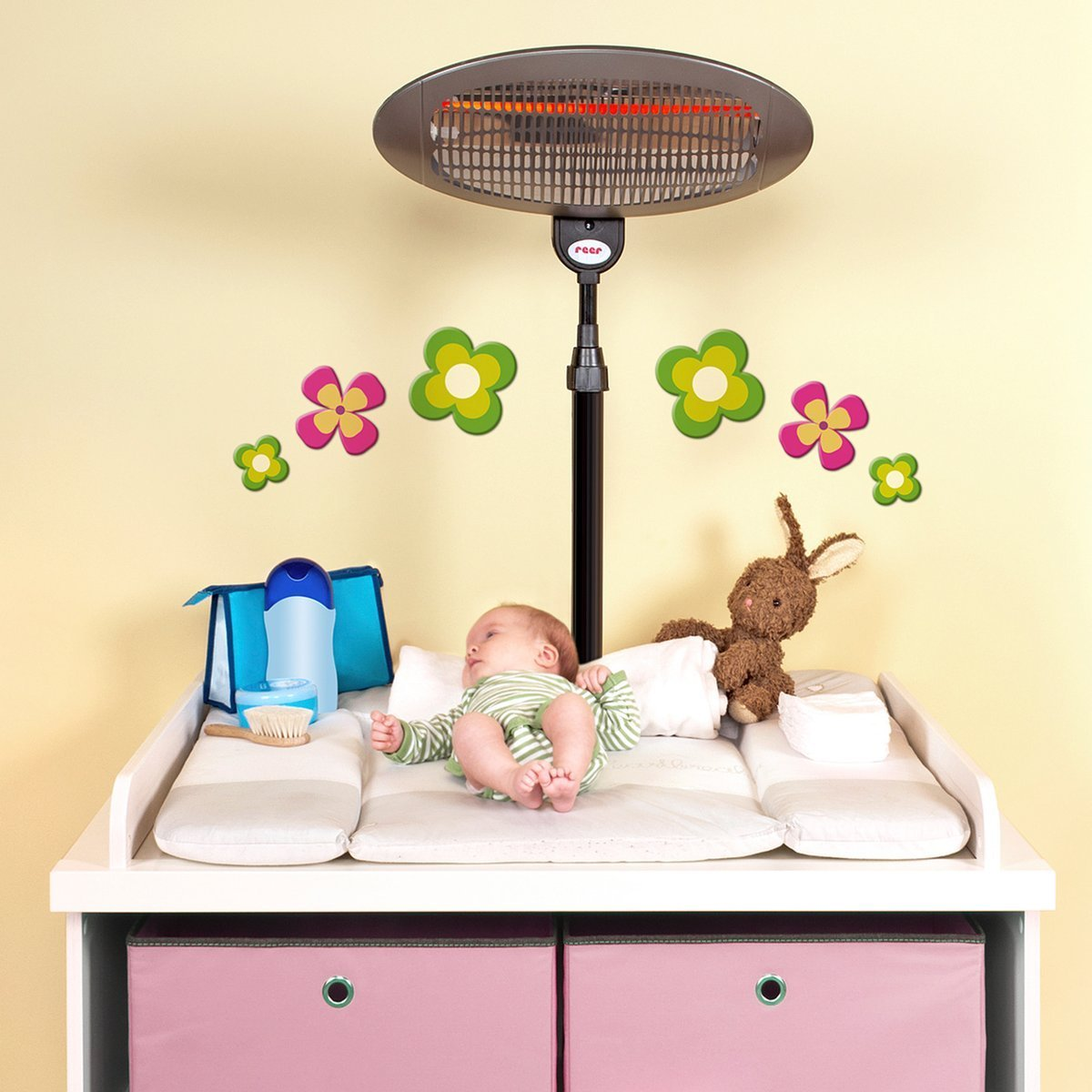infrarot wärmelampe baby